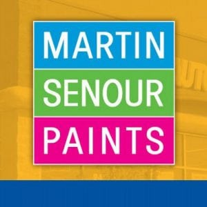 Martin Senour Paints, Automotive Paint, In Stock at Ham's NAPA Auto Parts
