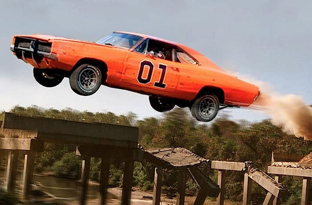 Ham's NAPA Auto Parts - Top 5 Movie Cars - General Lee