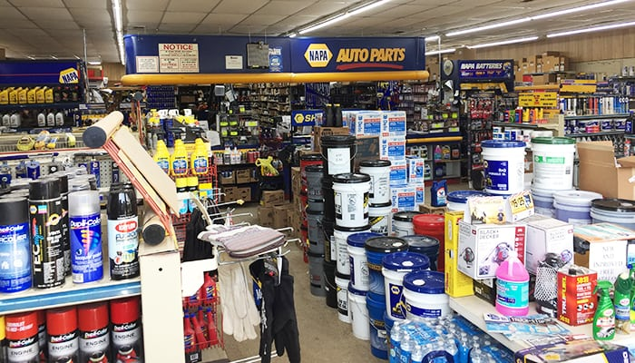 Ham's NAPA Auto Parts - Roberta, GA Parts Supply